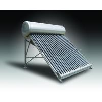 Buy cheap CE High effficiency non-pressurized solar water heater from wholesalers