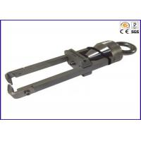 Buy cheap Stainless Steel Tension Clamp With Two Pronged Clamp Safety Test Equipment from wholesalers