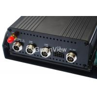 Buy cheap 4ch H.264 Proffesional 3G Car GPS Vehicle Tracker with DVR funtion for cars, buses, trucks from wholesalers