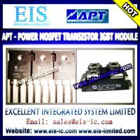 Buy cheap Distributor of APT all series IC- POWER MOSFET TRANSISTOR IGBT MODULE from wholesalers