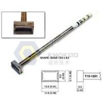 Buy cheap Hakko T15-1201soldering tip for Hakko FX-951/FX-952/FX-950/FM203/FM204/FM206/FM202 from wholesalers