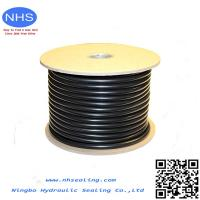 Buy cheap High Quality Brown Black FKM/FPM/Viton Rubber Cords O Ring Cords Sealing Strips from wholesalers