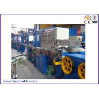 Buy cheap professional design and manufacture wire and cable extrusion equipment from wholesalers