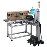 Buy cheap Inkjet roll to roll variable data printer product