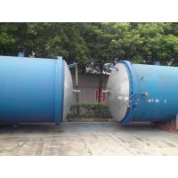 Buy cheap Food Rubber AAC Autoclave Pressure Vessel For Chemical , High Pressure product