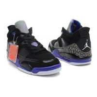 China Sell NIKE Air JORDAN RETRO 3 men basketball shoes Black/Canyon Purple -Grey- White on sale