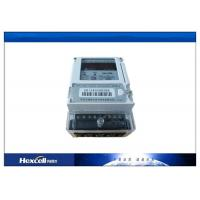 Buy cheap Commercial Electric Meter  / Single Phase Power Meter Multi - Function from wholesalers