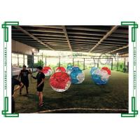 Buy cheap Adult Inflatable Body Bumper Ball Suits Human Sized For Soccer from wholesalers