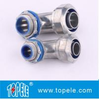 Buy cheap Insulated Flexible Conduit And Fittings Liquid Tight Flex Conduit Connector from wholesalers