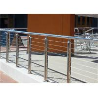 Buy cheap 314 316 Stainless Steel Railing Stair Wire Balusters With Wire Fitting Accessories from wholesalers