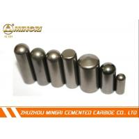 Buy cheap Custom High Pressure Grinding Roll Hpgr Tungsten Carbide Buttons from wholesalers