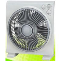 Buy cheap New 14'' Plastic Box Fan with 5 blades, 3 Speed Settings hot sell from wholesalers