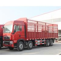 Buy cheap Euro 2 Emission Standard 336HP HOWO 8*4 Heavy Cargo Truck 11 - 20t Capacity from wholesalers