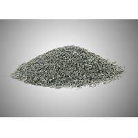 Buy cheap Water Treatment Natural Zeolite Filter Media Granular Green Color from wholesalers