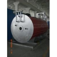 Buy cheap 350kw gas fired horizontal thermal oil boiler heating system from wholesalers