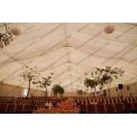 Buy cheap Clear Span 30 x 40m Large Event Tents or Church Tent 100% Waterproof With Self - Cleaning Ability from wholesalers