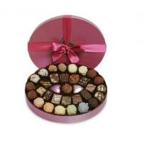 Buy cheap Custom Printed Candy Chocolate Gift Box With Greaseproof Paper Inside from wholesalers