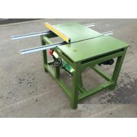 Buy cheap MJ243 widely used sliding table panel saw and sandwich panel cutting saw from wholesalers