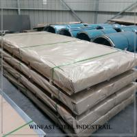 Buy cheap DIN 1.4512 / 409 Stainless Steel Plate / Cold Rolled SS Sheet from wholesalers