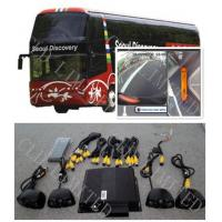 Buy cheap Waterproof Bus Camera Systems With DVR , Bird View Parking Assistant System with IR product