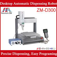Buy cheap glue dispenser ZM-300ED/ZM-400ED/ZM-500ED axis hot melt glue machine from wholesalers
