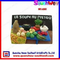 Buy cheap Polyresin Fruit Fridge Magnet from wholesalers