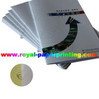 Buy cheap high quality colorful catalogue offset printing from wholesalers