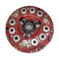 Buy cheap Russia Belarus tractor 340 mm clutch cover clutch pressure plate 80-1601090 from China supplier from wholesalers