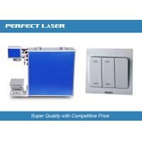 Buy cheap Professional Laser Marking Machine With 7000mm/S Max Scanning Speed , High Power from wholesalers