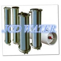 Buy cheap Industrial RO Membrane Housing 8 For Sand Filtration , High Pressure from wholesalers