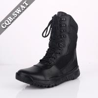 Buy cheap Textiles & Leather Products, Leather Men Shoes, Army Combat boots, Trendy Indian Army Boots from wholesalers