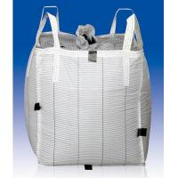 Buy cheap Anti - Static PP Woven TYPE C Conductive Big Bags 4 Panel Cross Corner Loops from wholesalers