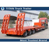Buy cheap Heavy Duty Low Bed Trailer from wholesalers