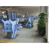 Furniture Tube Making Machine With Hydro Testing End Facing Steel