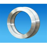 Buy cheap Petroleum Machine Welded Steel Forged Rings , Custom Steel Rings  ISO 9001 2008 OD 300 - 1200MM from wholesalers