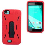 Buy cheap Shockproof blu 5.0 studio phone cases , Black red pink cell phone cases for Blu phone from wholesalers