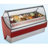 Buy cheap 380L Ice Cream Showcase Freezer With Digital Temperature Controller And 1216mm Length product