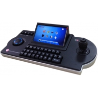 Buy cheap PE5128ST Networl Keyboard Controller for IP camera Decoding and control, ONVIF & H265/264 compatible, 1ch HDMI output from wholesalers