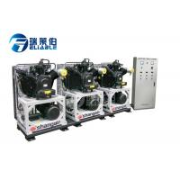 Buy cheap 580 Kg Industrial Air Compressor 10 Micron Precision Independent Valve Seat from wholesalers
