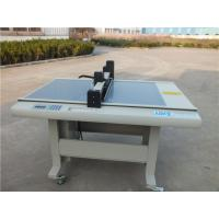 Buy cheap Digital computerized color print Film cutter plotter , sample making machine flatbed cutter for paper board from wholesalers