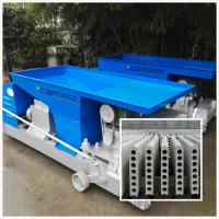 Buy cheap new green high frenquency  precast hollow core concrete lightweight partition wall panel making machine from wholesalers