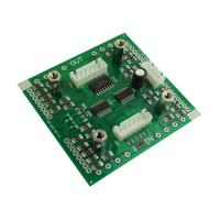 Buy cheap OEM Audio Power Amplifier PCBA Circuit Board / Amplifier Circuit Board from wholesalers