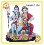 Buy cheap Polyresin Hindu God from wholesalers