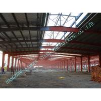 Buy cheap A36 Pre Engineered Industrial Steel Buildings Welded H Shape For Fabric Mills from wholesalers