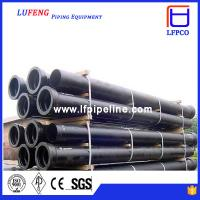 Buy cheap 300 mm china ductile cast iron pipe class k9 from wholesalers