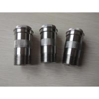 Buy cheap Stainless steel beer valve joint,Customized cnc precision machining parts with all kinds of finishes from wholesalers