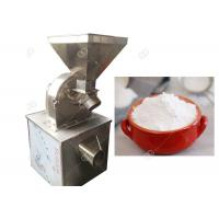 Buy cheap Small Scale Sugar Powder Making Machine , Sugar Grinding Machine For Pharmaceutical Industry from wholesalers