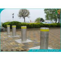 Buy cheap Automatic Parking Posts Hydraulic Bollards Intelligent Parking Bollards Retractable from wholesalers
