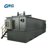 Buy cheap DAF Dissolved Air Flotation Equipment In Industrial Wastewater Treatment from wholesalers