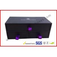 Buy cheap Embossed Stylish Jewelry Apparel Gift Boxes , Rigid Gift Boxes with Lids from wholesalers